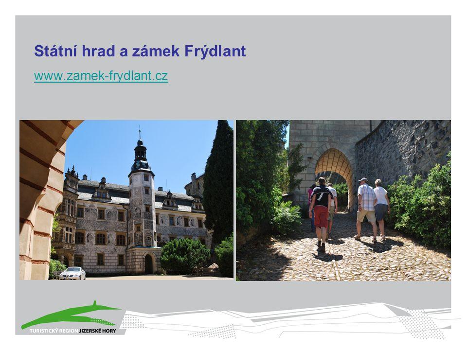 U N I G E M Státní hrad a zámek Frýdlant www.zamek-frydlant.cz