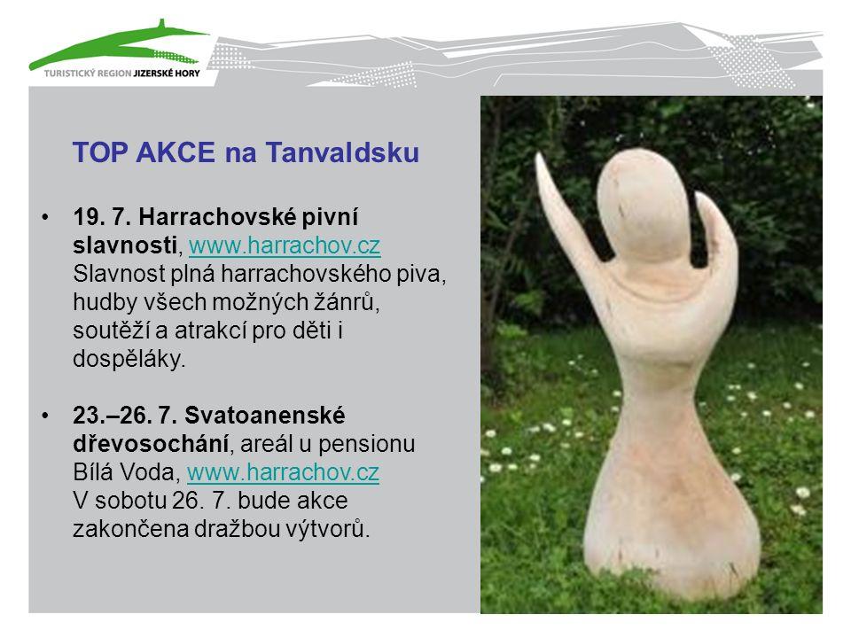 TOP AKCE na Tanvaldsku 19. 7.