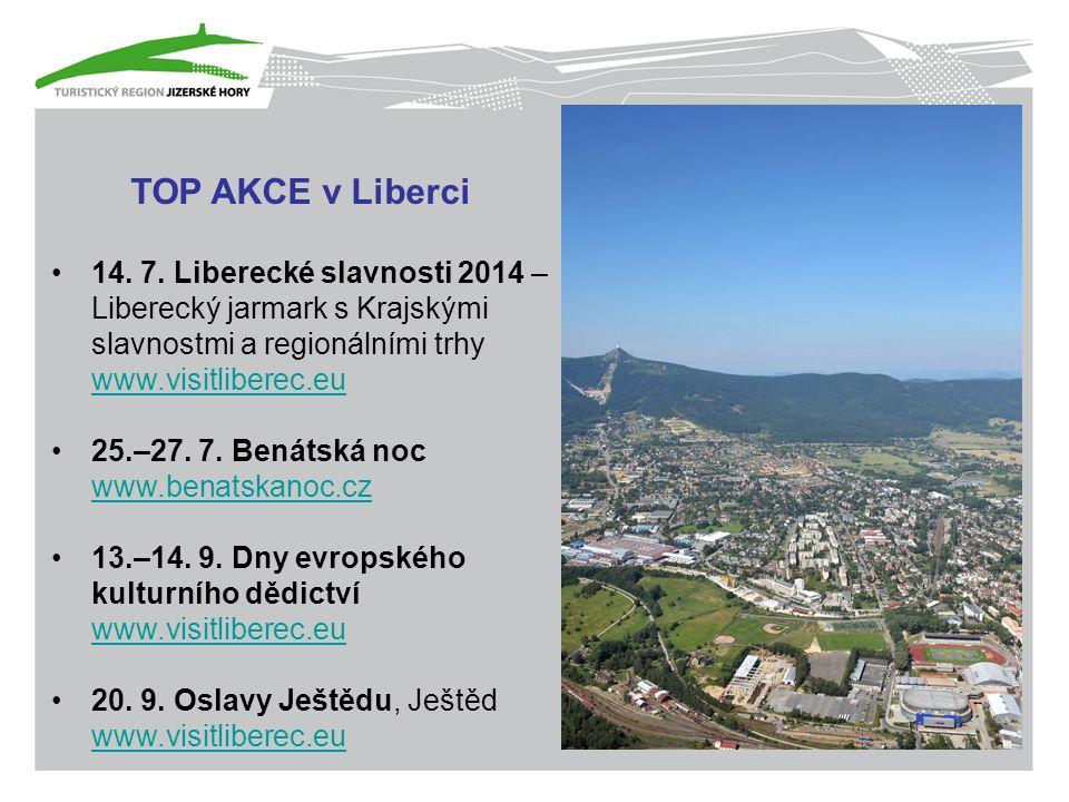 TOP AKCE v Liberci 14. 7.