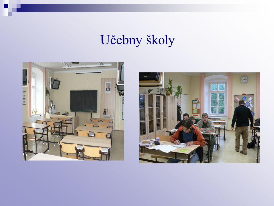 Učebny školy