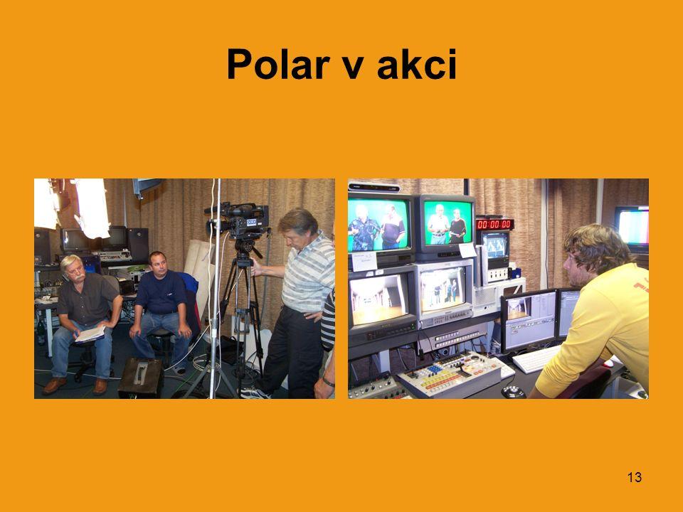 13 Polar v akci