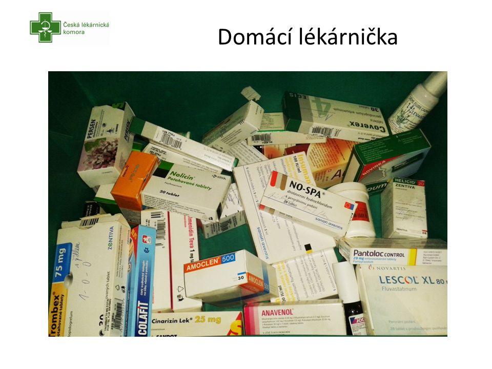 Domácí lékárnička