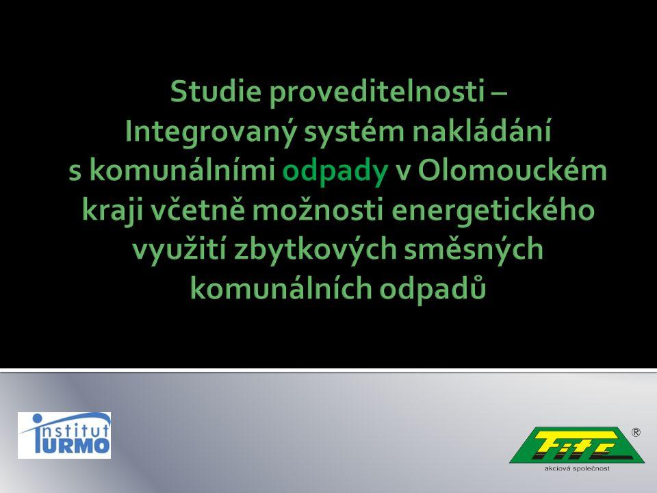  Stanovení optimální kapacity ZEVO v Olomouckém kraji je závislé na dvou základních aspektech.