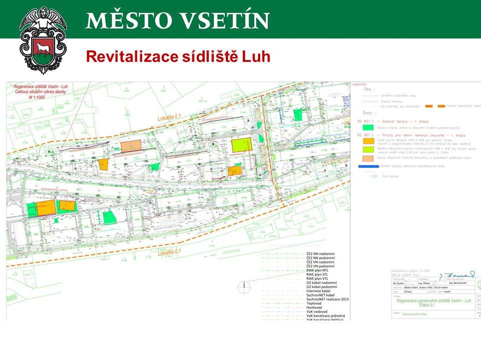 Revitalizace sídliště Luh