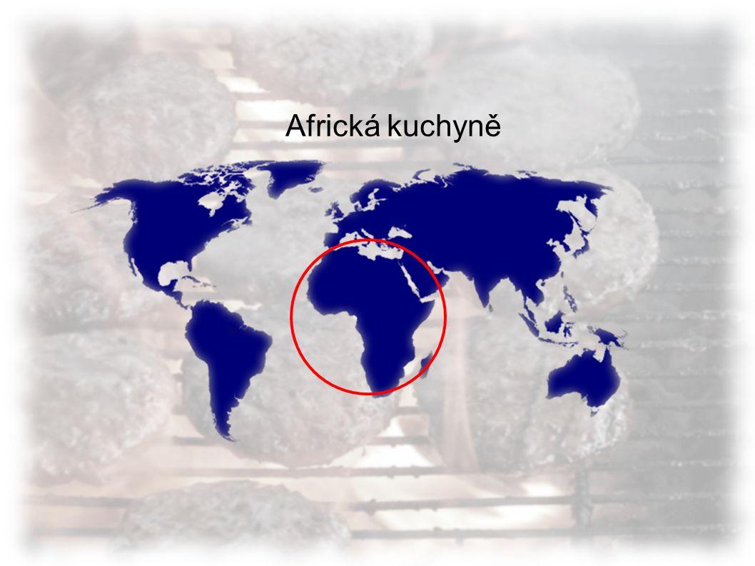 Africká kuchyně