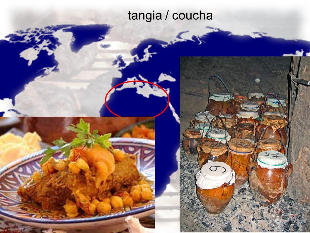 tangia / coucha