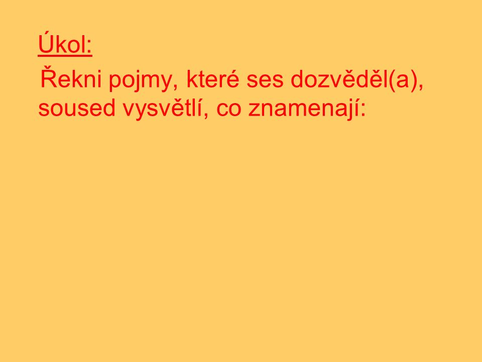 Řešení: Glazura – keramická poleva Zikkurat – stupňovitý chrám Klínové písmo – první písmo rákosem hliněné destičky