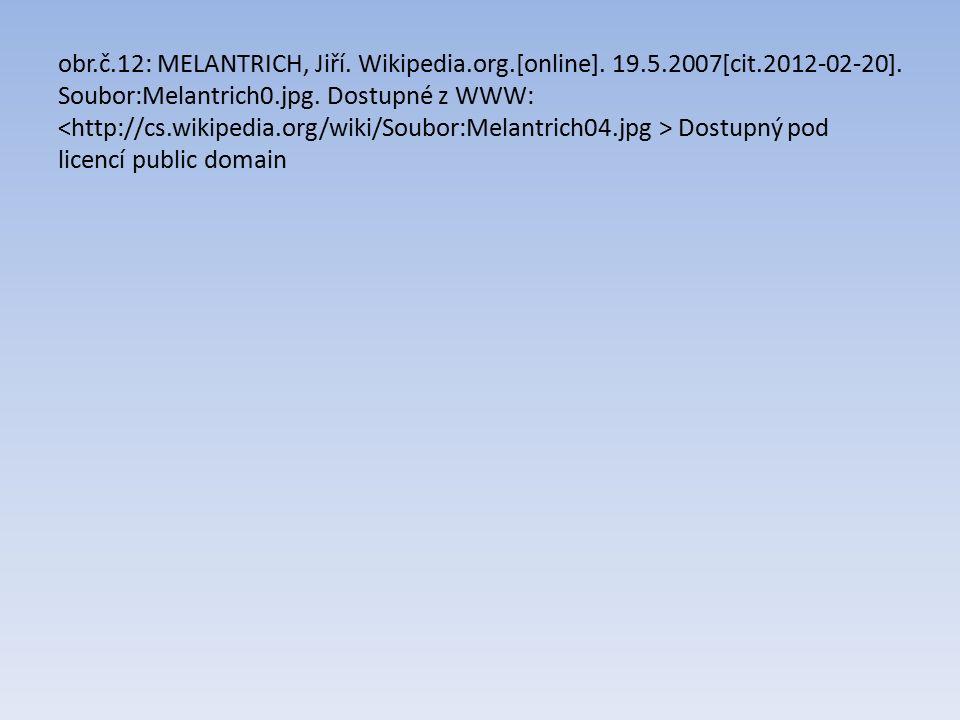obr.č.12: MELANTRICH, Jiří. Wikipedia.org.[online].