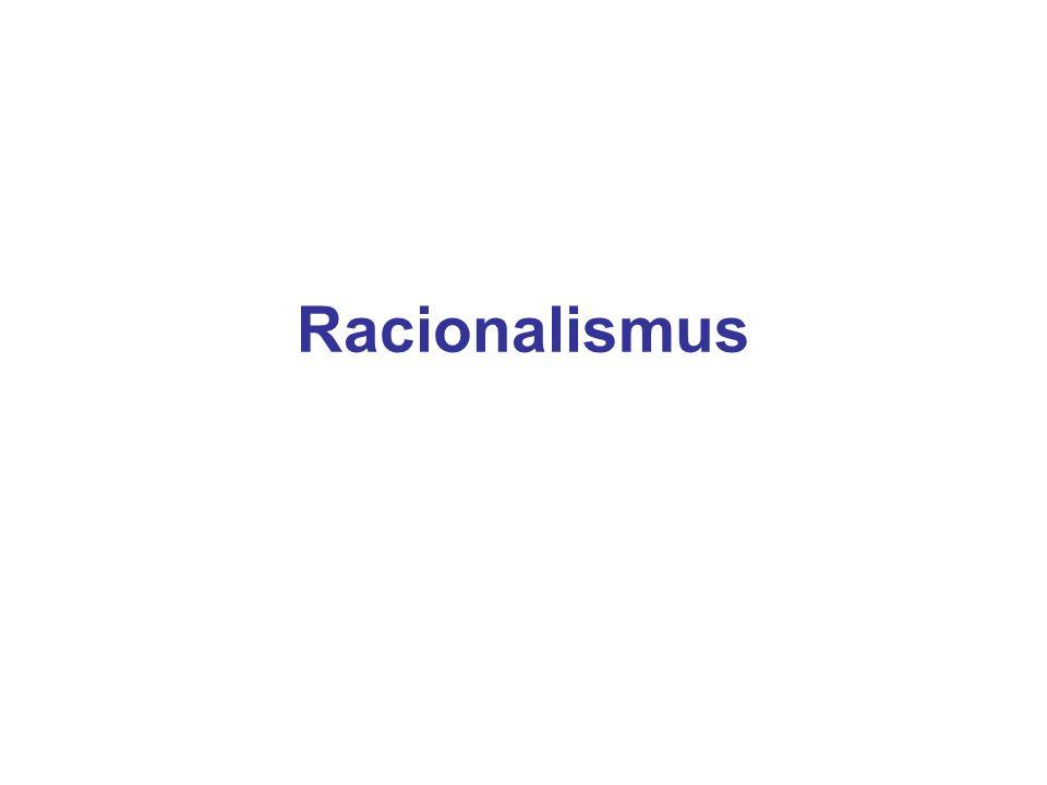 Racionalismus