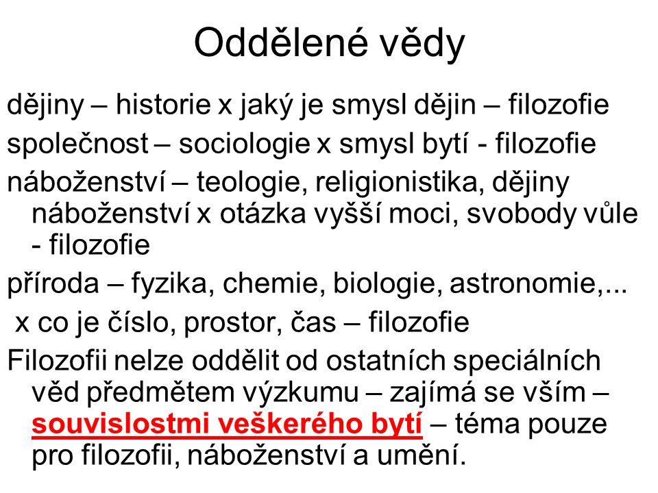 STŘEDOVĚKÁ FILOZOFIE = od pádu Římské říše do nástupu renesance 476 – 14./15.
