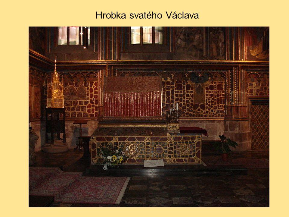  Mezi knížetem Václavem a jeho mladším bratrem Boleslavem probíhaly názorové spory.