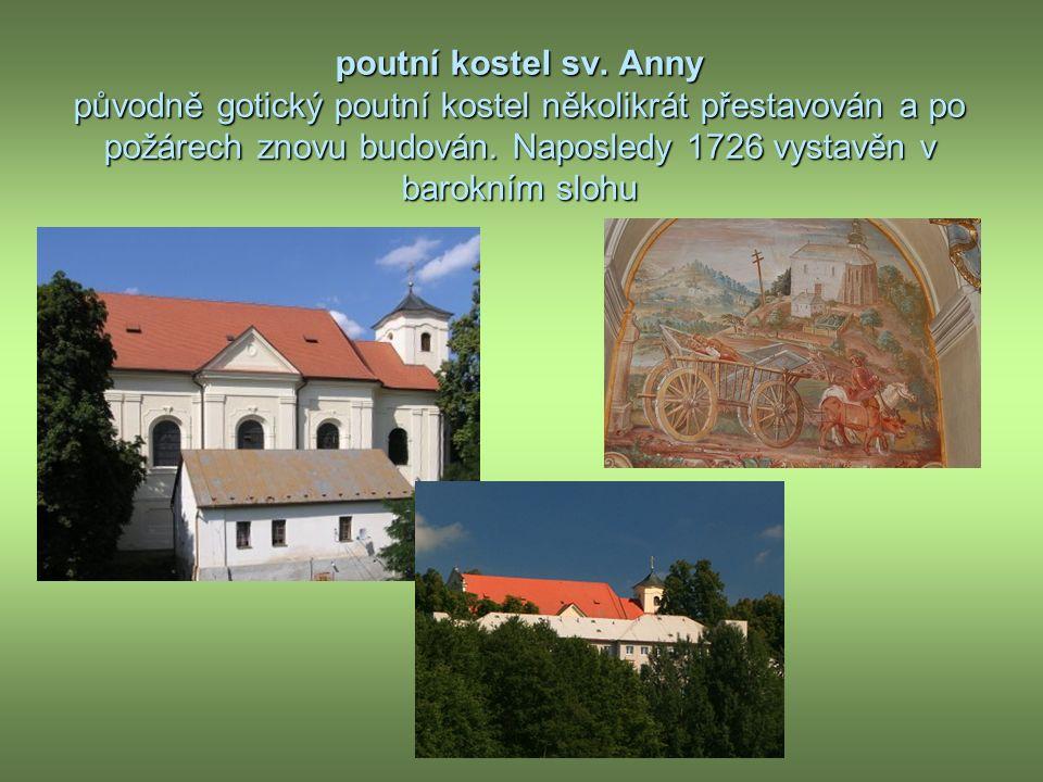 poutní kostel sv.