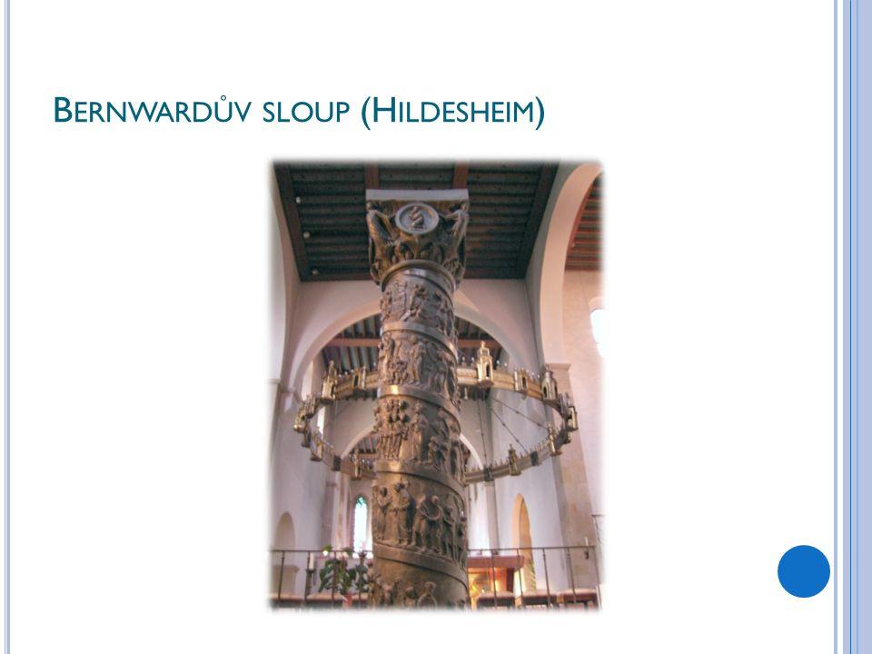 B ERNWARDŮV SLOUP (H ILDESHEIM )