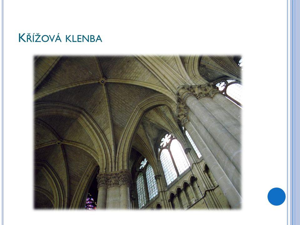A RCHITEKTURA Zachování baziliky Snaha o formulaci zákonů pro jednotný styl Rytmické dělení prostoru Částečné odhmotnění (arkády) Westwerk