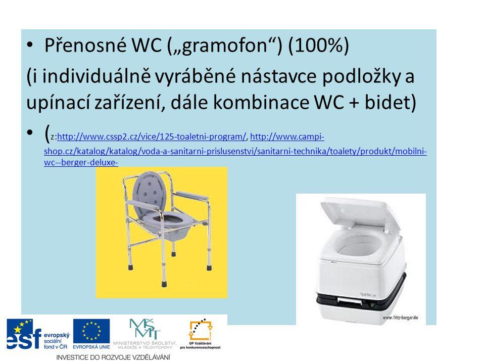 """Přenosné WC (""""gramofon ) (100%) (i individuálně vyráběné nástavce podložky a upínací zařízení, dále kombinace WC + bidet) ( z:http://www.cssp2.cz/vice/125-toaletni-program/, http://www.campi- shop.cz/katalog/katalog/voda-a-sanitarni-prislusenstvi/sanitarni-technika/toalety/produkt/mobilni- wc--berger-deluxe-http://www.cssp2.cz/vice/125-toaletni-program/http://www.campi- shop.cz/katalog/katalog/voda-a-sanitarni-prislusenstvi/sanitarni-technika/toalety/produkt/mobilni- wc--berger-deluxe-"""