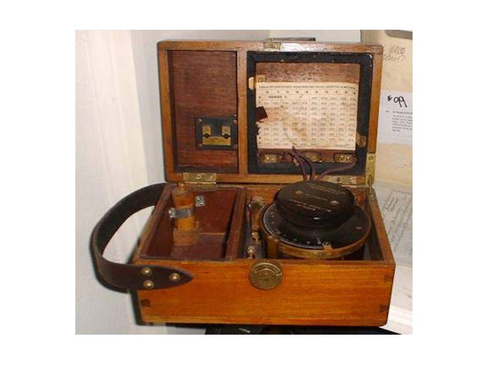 Rádio u počátku tzv.