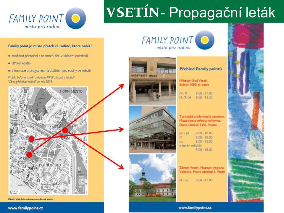 Family pointy ve Vsetíně - MěÚ