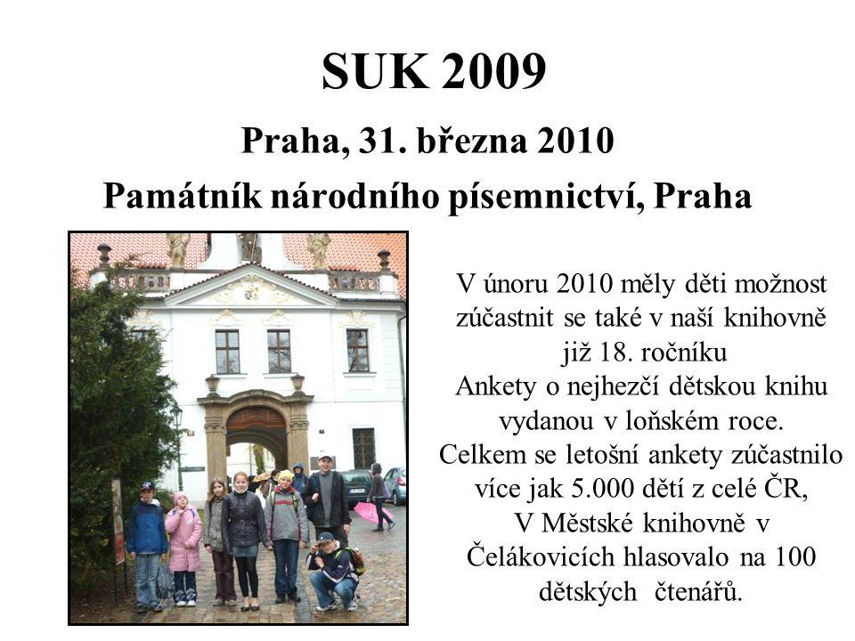 SUK 2009 Praha, 31.