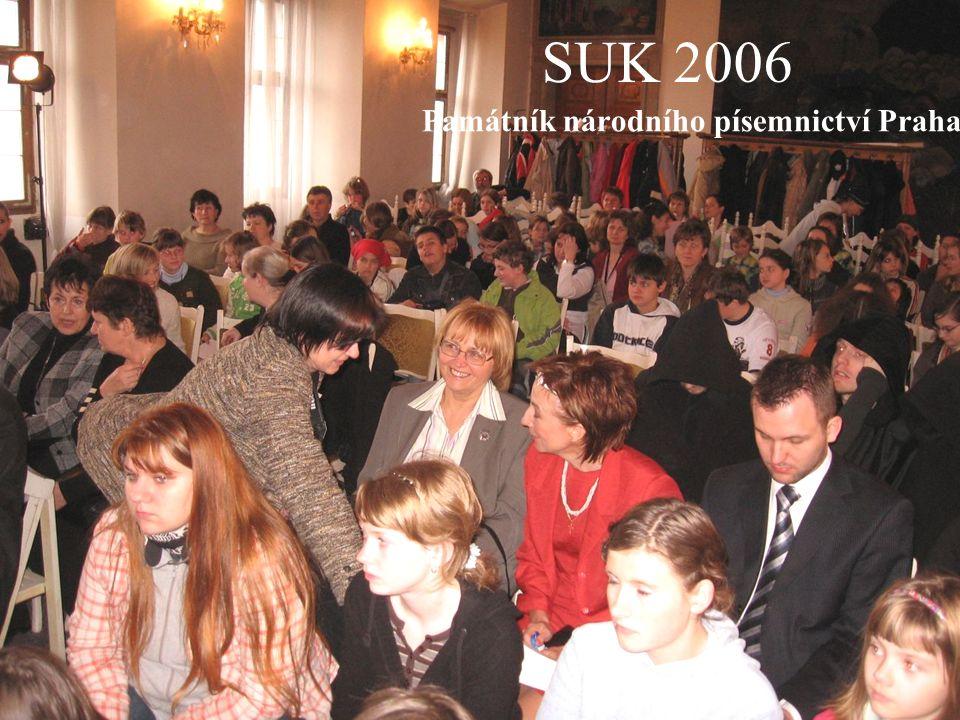SUK 2006 Památník národního písemnictví Praha