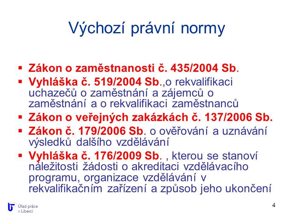 15 Stanovisko MPSV k vyhlášce č.176/2009 Sb.