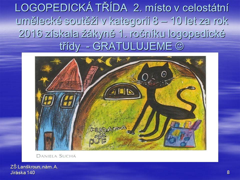 LOGOPEDICKÁ TŘÍDA 2.