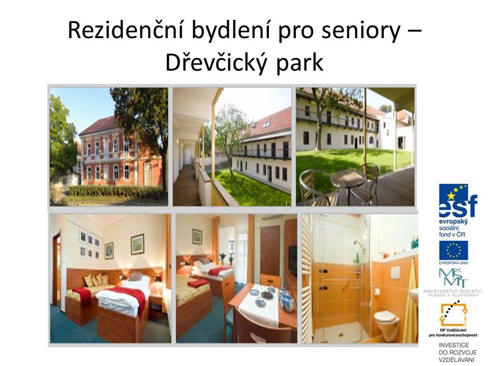 Rezidenční bydlení pro seniory – Dřevčický park
