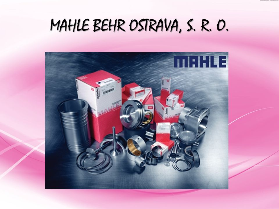 MAHLE BEHR OSTRAVA, S. R. O.