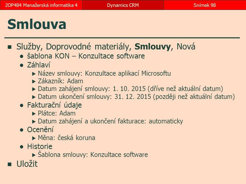 Smlouva Služby, Doprovodné materiály, Smlouvy, Nová šablona KON – Konzultace software Záhlaví  Název smlouvy: Konzultace aplikací Microsoftu  Zákazn