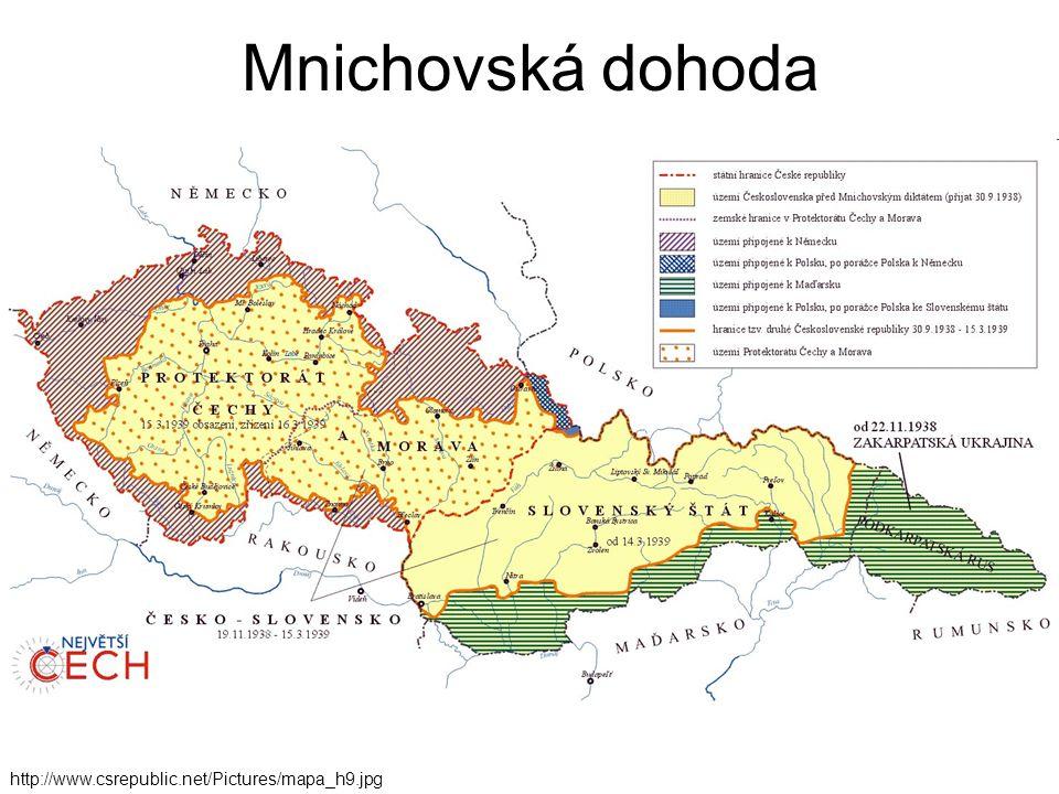 Mnichovská dohoda http://www.csrepublic.net/Pictures/mapa_h9.jpg