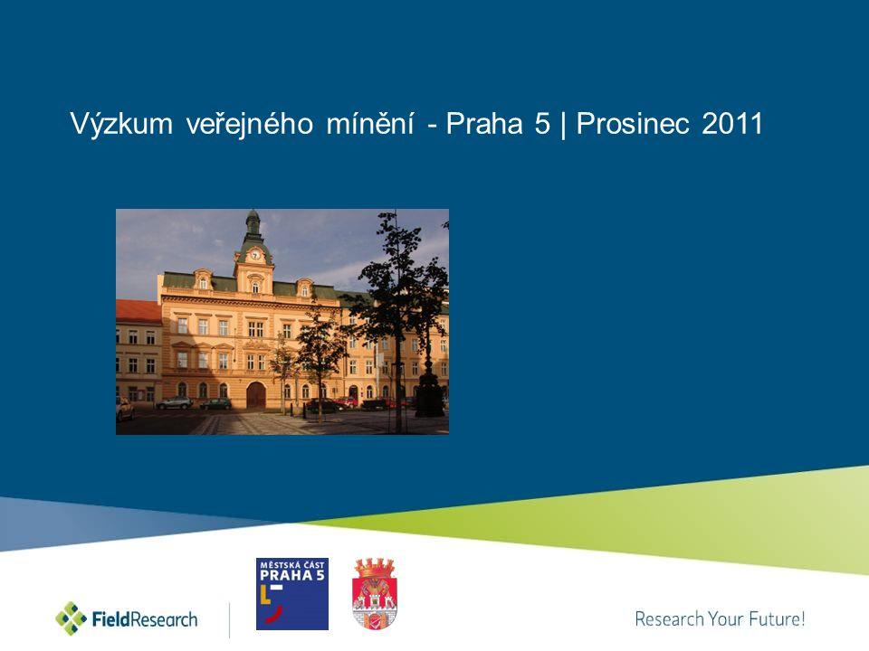 Výzkum veřejného mínění - Praha 5 | Prosinec 2011