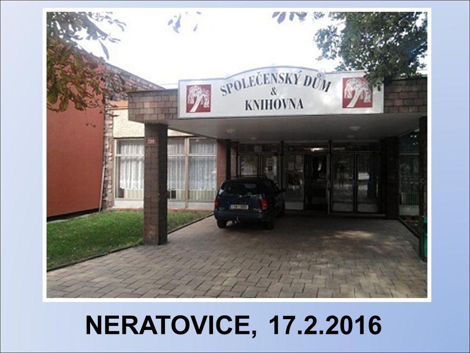 NERATOVICE, 17.2.2016