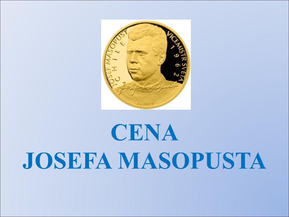 CENA JOSEFA MASOPUSTA