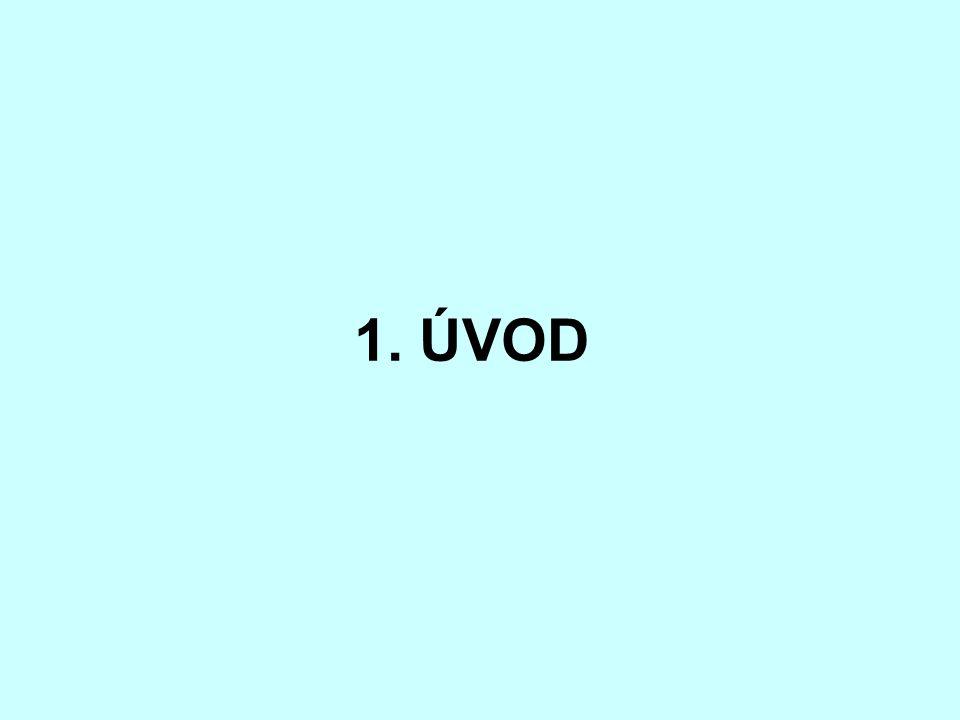 1. ÚVOD