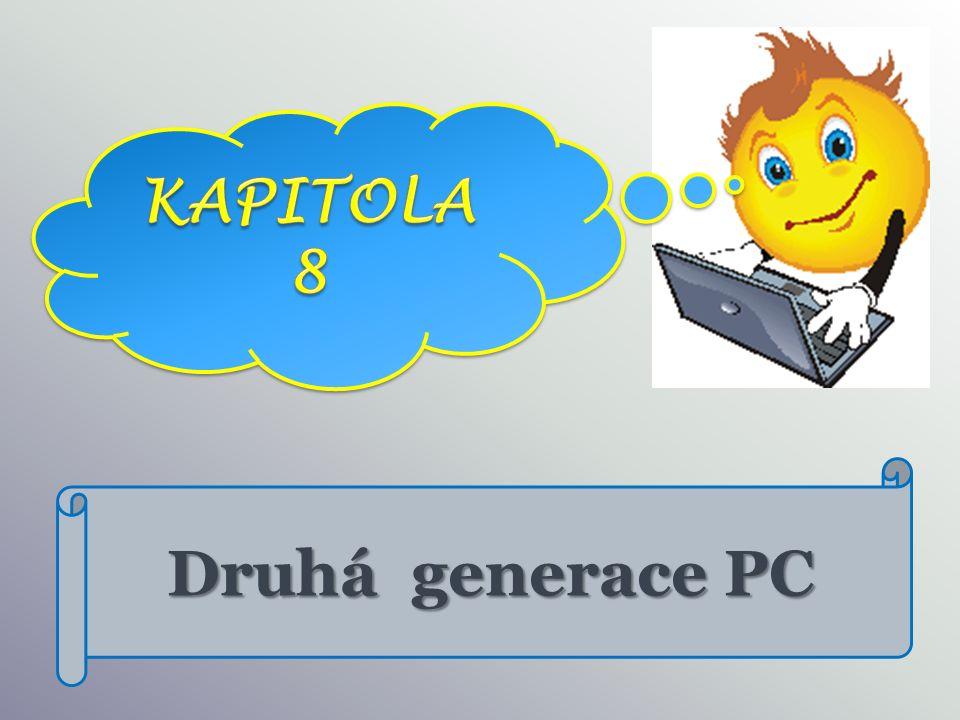 Druhá generace PC