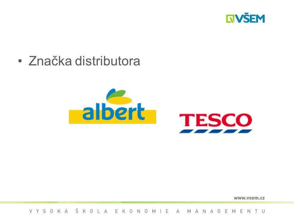 Značka distributora