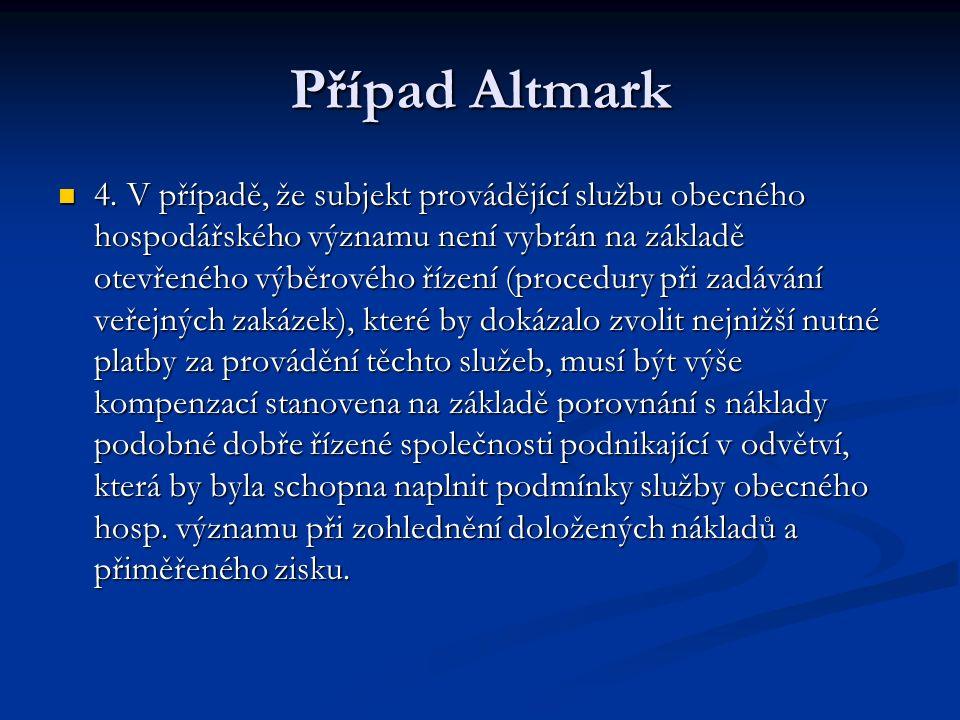 Případ Altmark 4.