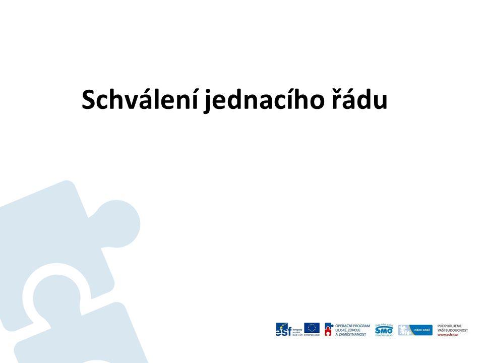 Zhodnocení průběhu dosavadních prací na projektu v území ORP Havlíčkův Brod