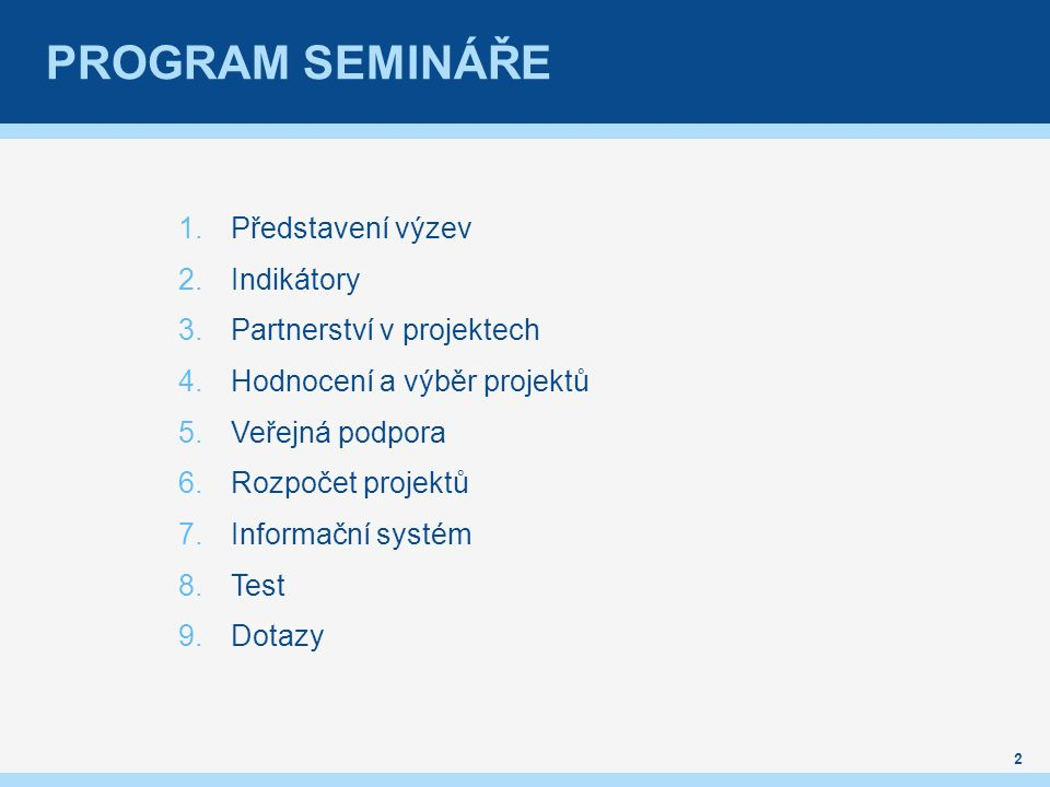 Ing. Jan Jelínek jan.jelinek@mpsv.cz HODNOCENÍ A VÝBĚR PROJEKTŮ