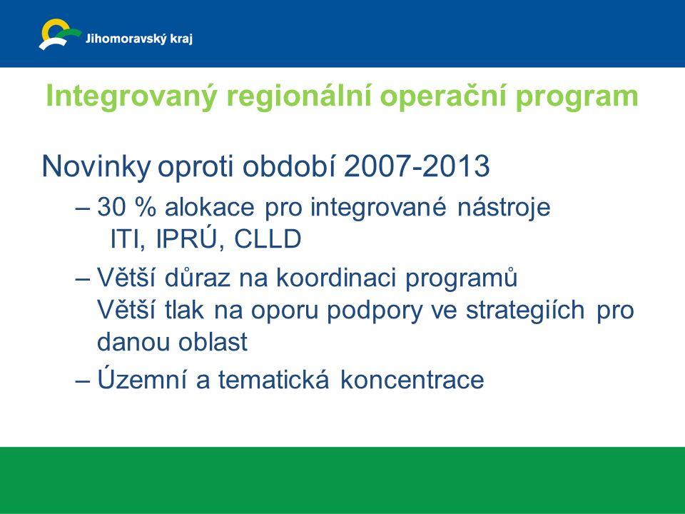 INTERREG V-A Slovenská republika – Česká republika 2014-2020 Prioritní osa 2: Rozvoj místních iniciativ /FM/ (9 915 341 €/cca 27 mil.