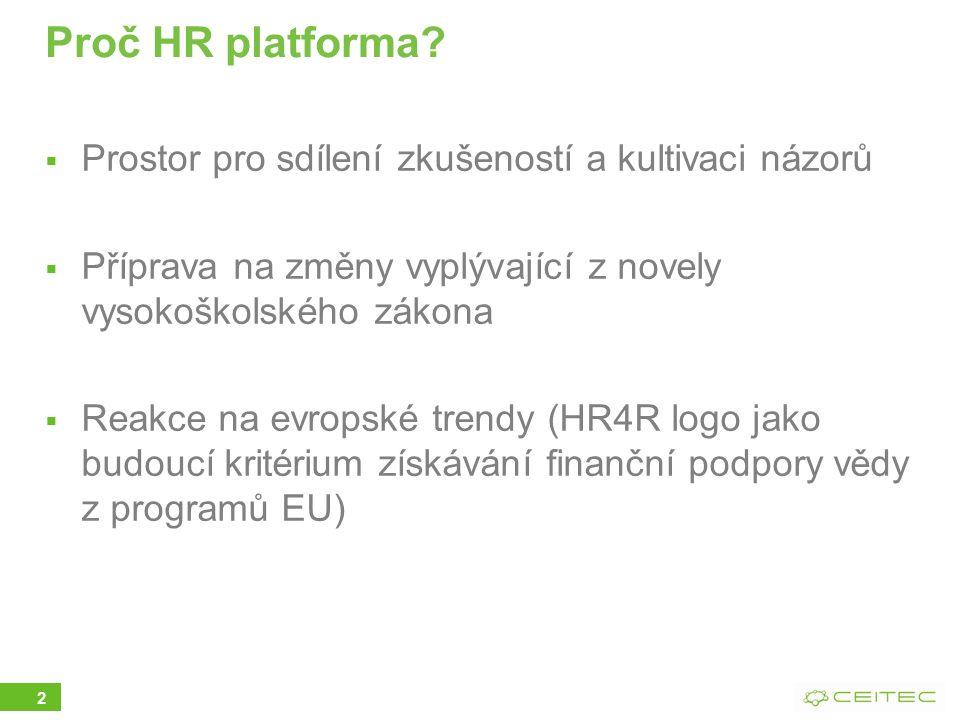 2 Proč HR platforma.