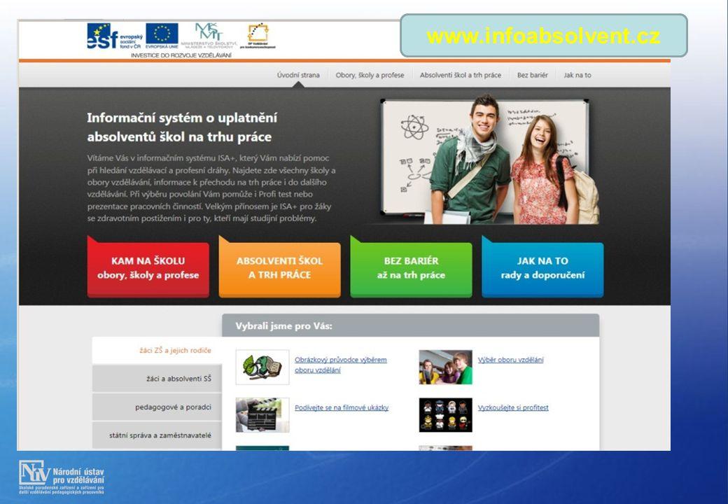 www.infoabsolvent.cz