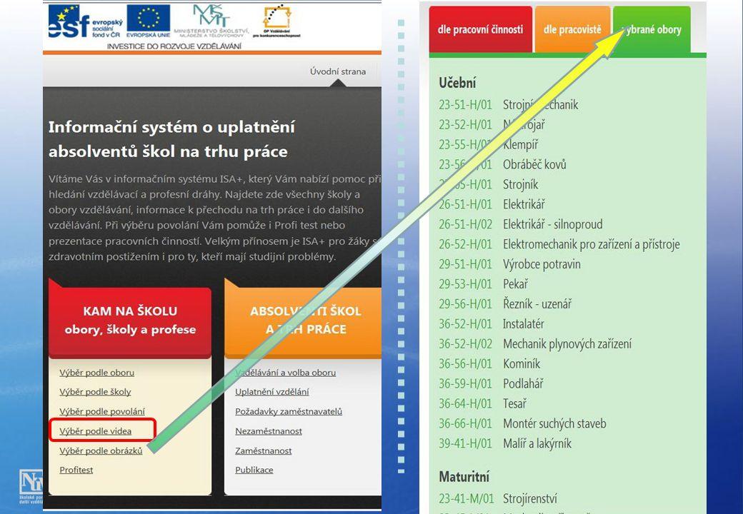 http://www.infoabsolvent.cz/MultimedialniPruvodce/VideoObory/Video/2844M01