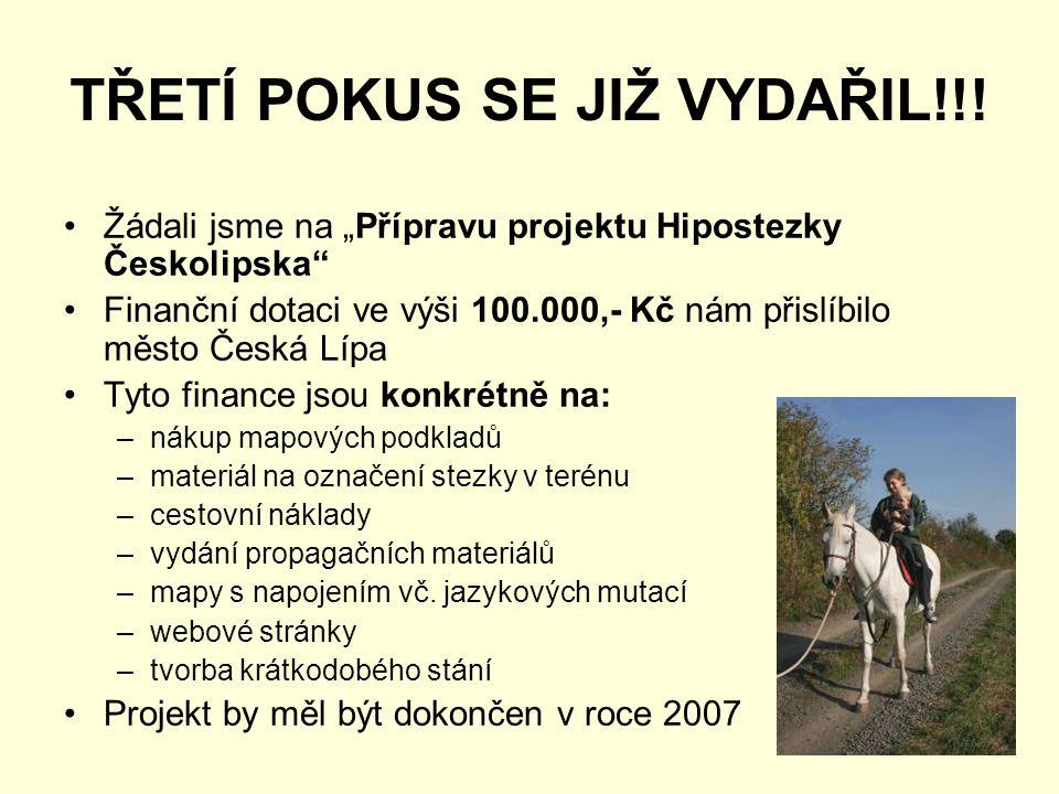 TŘETÍ POKUS SE JIŽ VYDAŘIL!!.