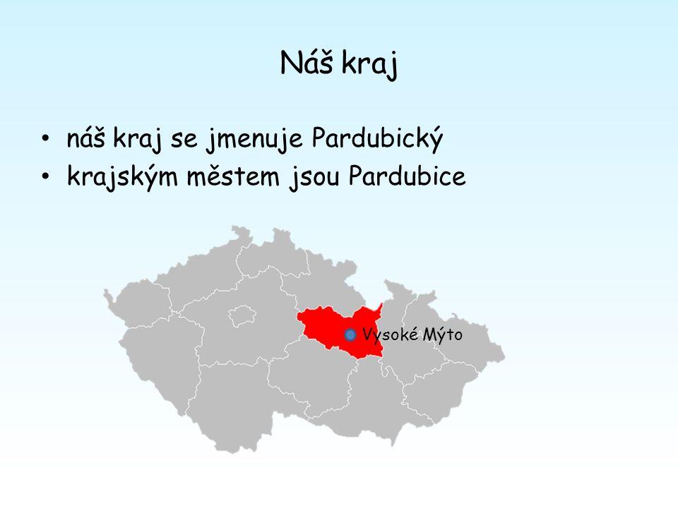 Přehled krajů ČR s jejich znaky
