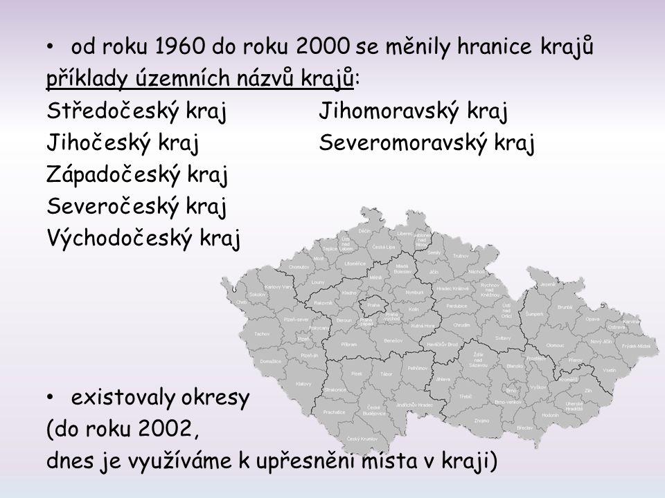 ČR v historii Česká republika se kdysi v historii dělila na 3 země:  Čechy  Moravu  Slezsko