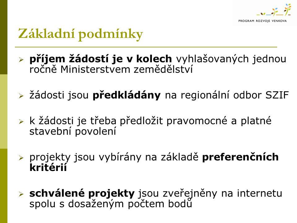 Stav implementace opatření k 31.1.2011Celkem Zaregistrováno (ks)1 071 Částka (Kč)3,9 mld.