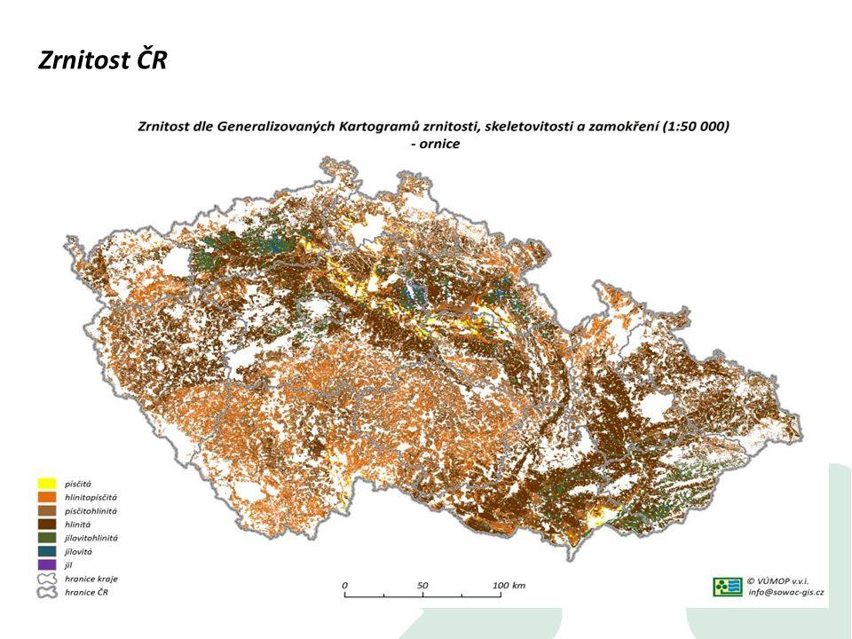 Přehled potencionálně ohrožených území větrnou erozí Název územní jednotky Kategorie erozní ohroženosti [ha]Způsobilá plocha celkem [ha] 654321Nehodnoceno Blansko0821 88554 36617 7918524 214 Brno-město16335721 763346851783 776 Brno-venkov6 4478617 02712 3422 29425 67026264 127 Břeclav13 186322 7438404 2508 00215849 182 Hodonín9 974118 6182543 62614 2819746 852 Vyškov64711 1176 63216 51416 0587340 529 Znojmo14 019031 28111 349038 15437895 182 Jihomoravský kraj 43 85224793 24433 18531 397120 8071 131323 863 Výměry jednotlivých kategorií ohrožení větrnou erozí na území Jihomoravského kraje