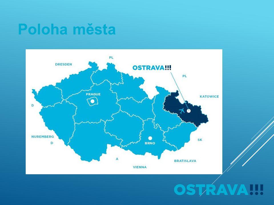 MAPA MĚSTA Praha 380km Slovensko 50km 15km Polsko D1
