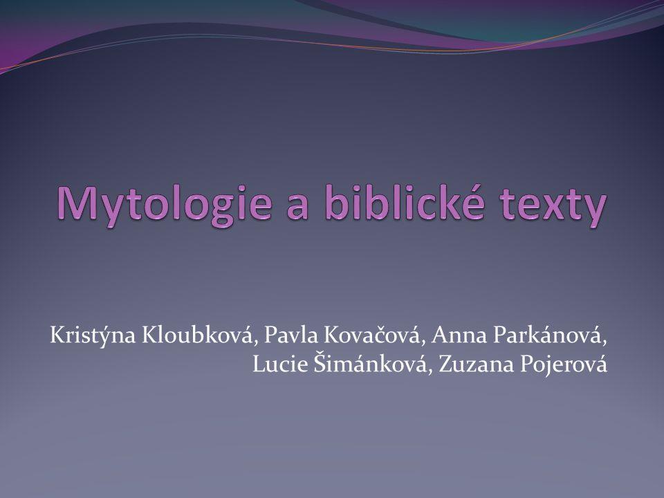 Kristýna Kloubková, Pavla Kovačová, Anna Parkánová, Lucie Šimánková, Zuzana Pojerová