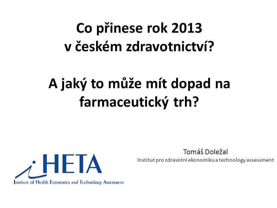 J AK DÁL V ČR… Vyhovuje současná legislativní úprava (48/1997, VILP).